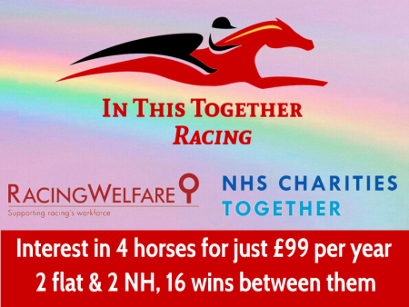 IN THIS TOGETHER RACING - Horse Racing Hub