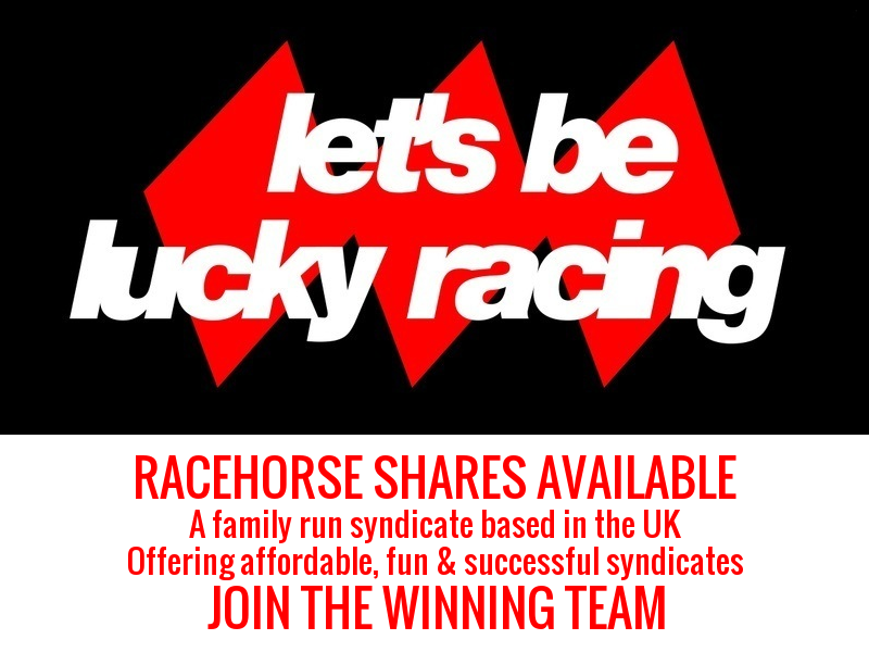 Let's Be Lucky Racing - Horse Racing Hub